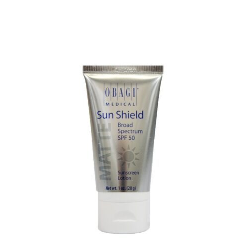 Obagi Sun Shield Matte Broad Spectrum SPF 50 Sunscreen lotion