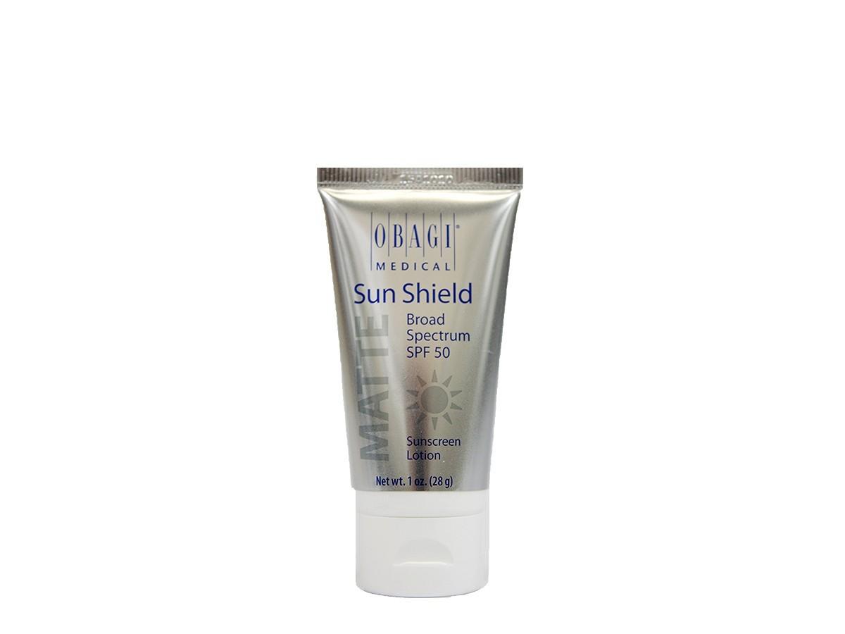 Obagi Sun Shield Matte Broad Spectrum SPF 50 Sunscreen lotion