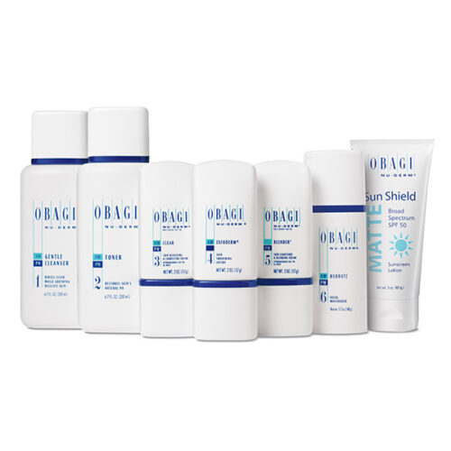 Obagi Nu-Derm System Normal to Dry